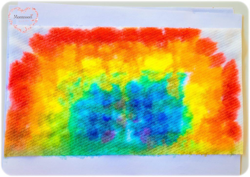 Chromatography-rainbowi-kids-craft