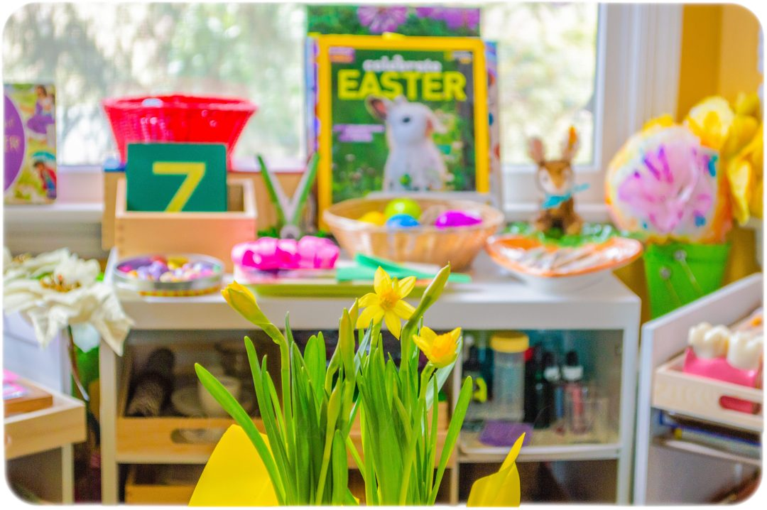 Preschool Easter Activities for Kids