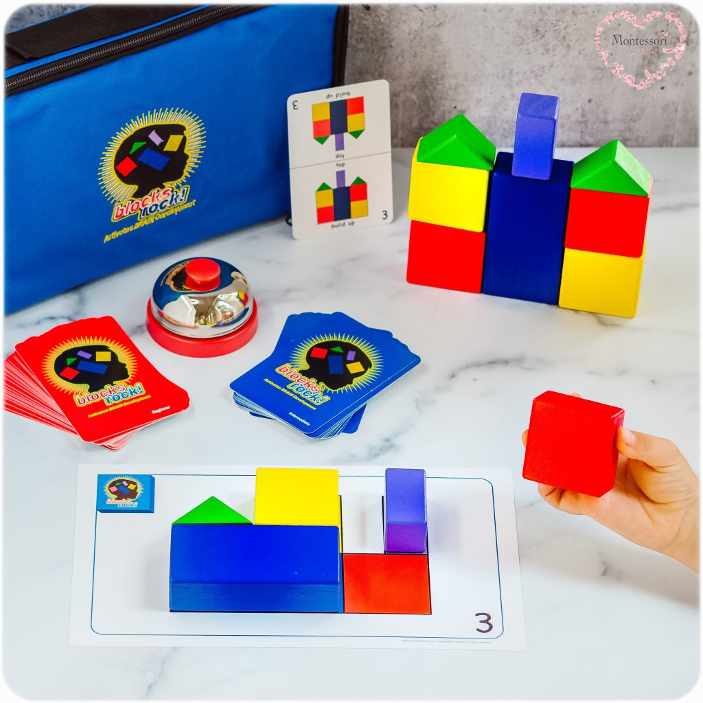 BLOCKS ROCK STEM Educational Toy