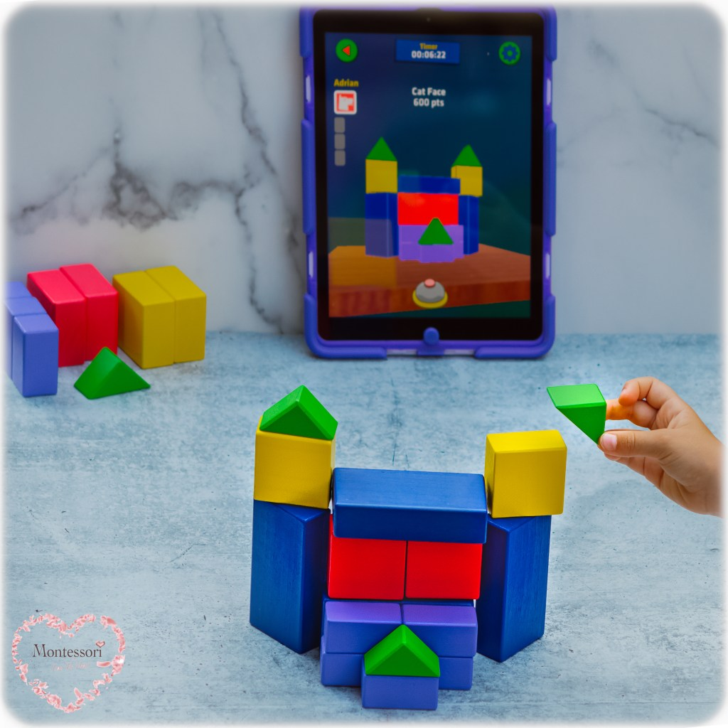 Blocks Rock! STEM educational Toy