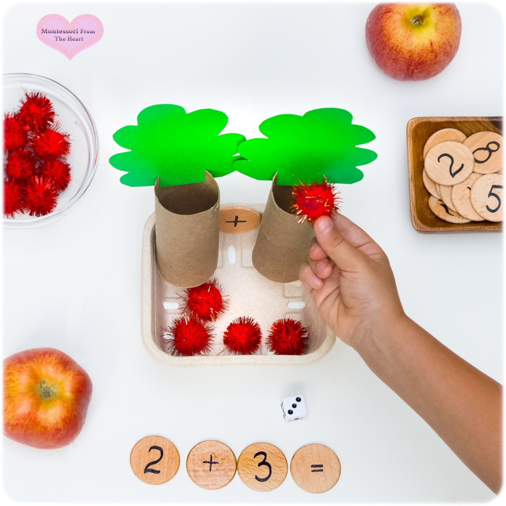 Apple-Tree-Addition-Machine -DIY