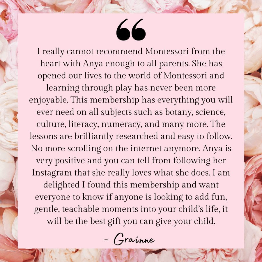 Made-Easy Members Review Grainne