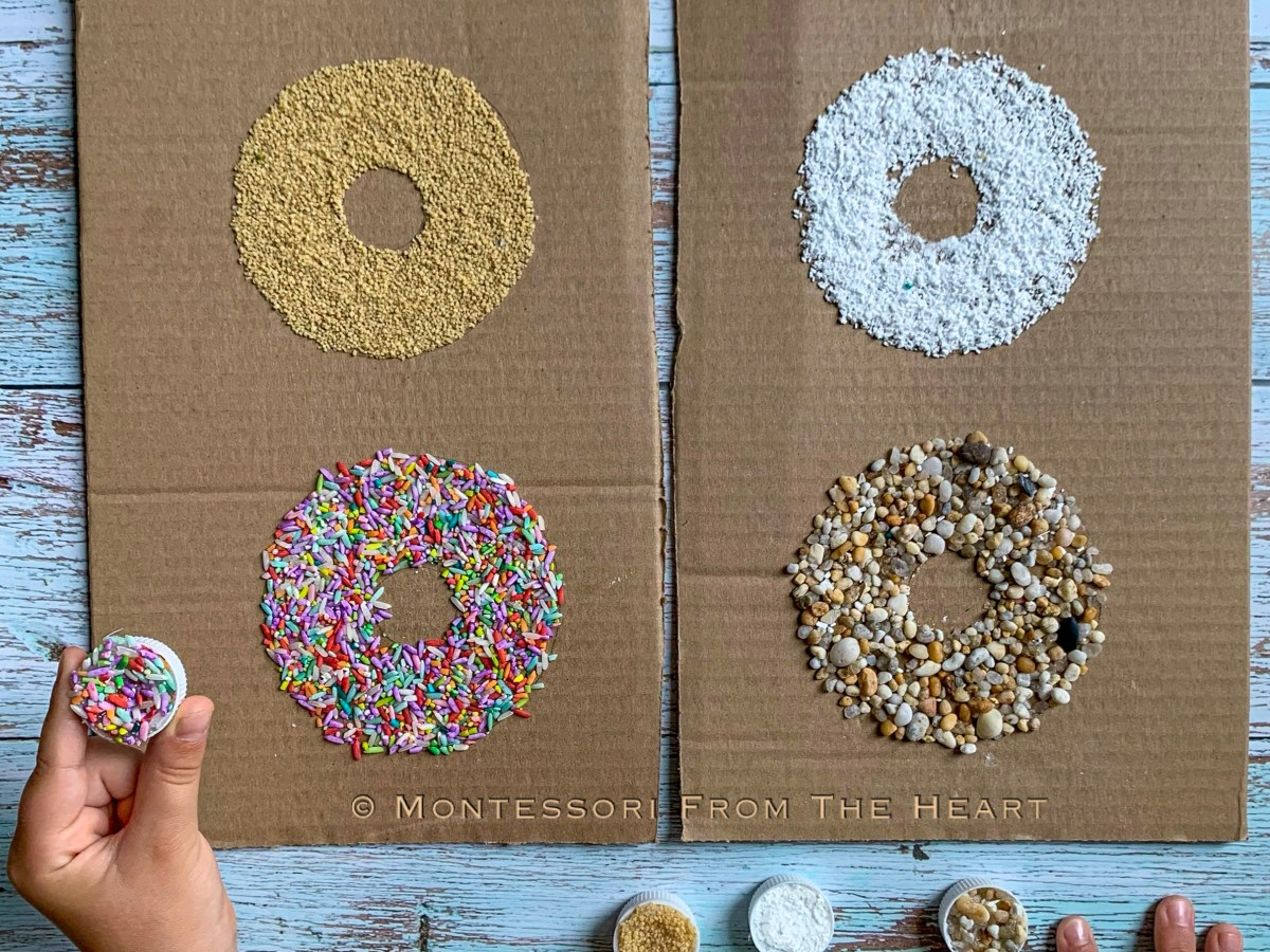 DIY Tactile Matching Boards