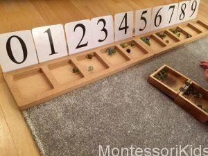 Montessori matematika