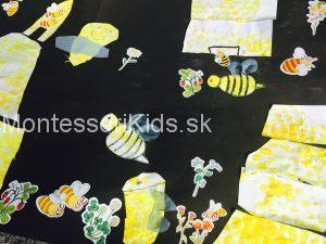 Tvorenie včely
