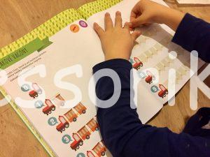 Montessori farby, tvary,čísla