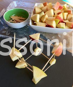 Montesori jablka