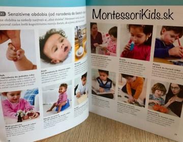 Montessori senzitívne obdobia