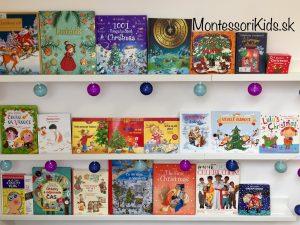 Knihy o vianociach
