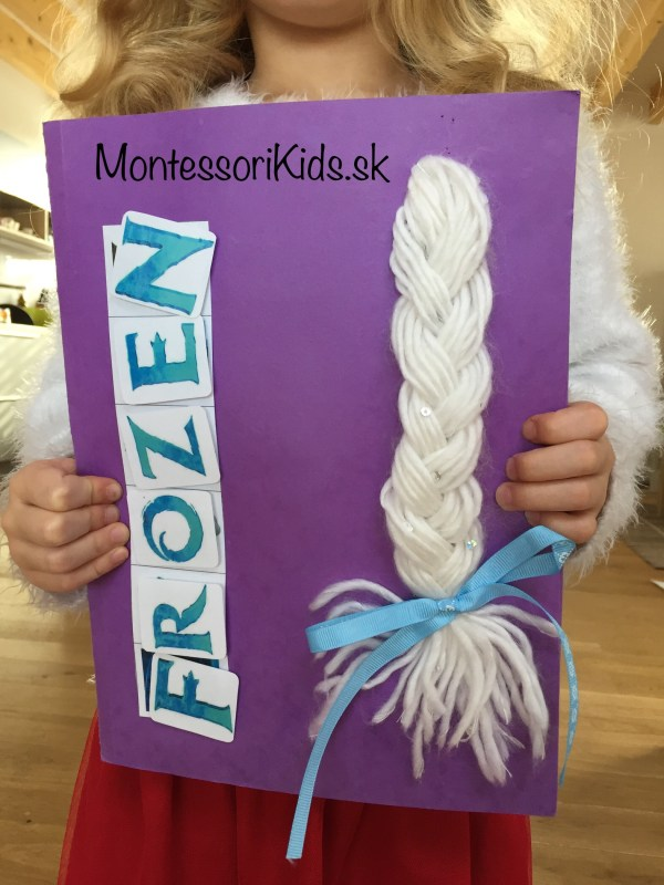 Lapbook Frozen