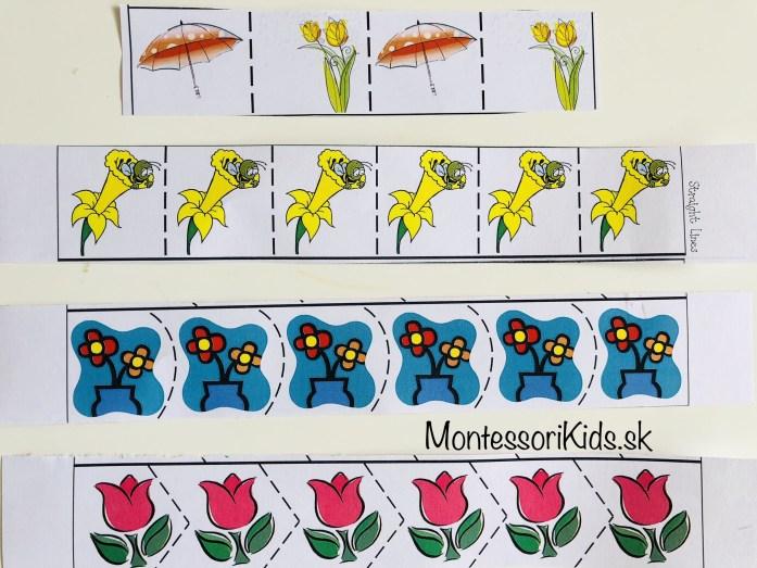 Ako sa deti učia strihať