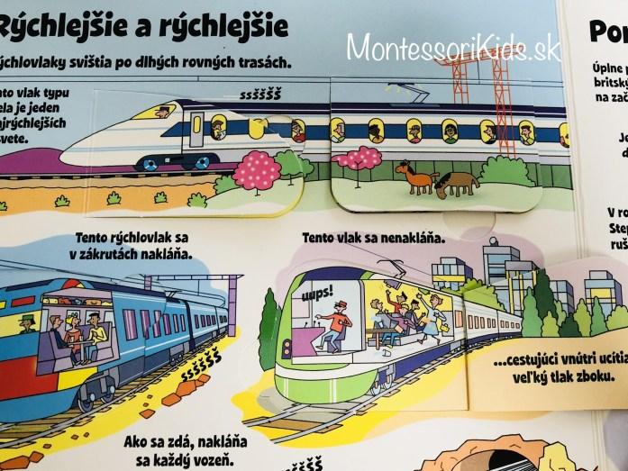 Svojtka - Pozri sa dovnútra vlakov