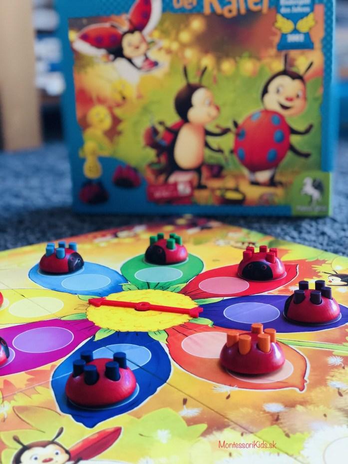 Kooperatívne hry - Karneval lienok