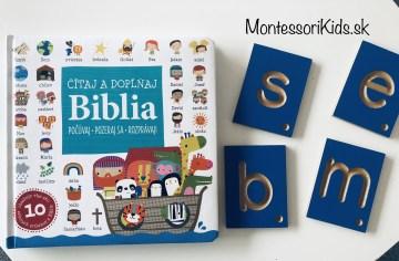 Čítaj a doplňuj: Biblia