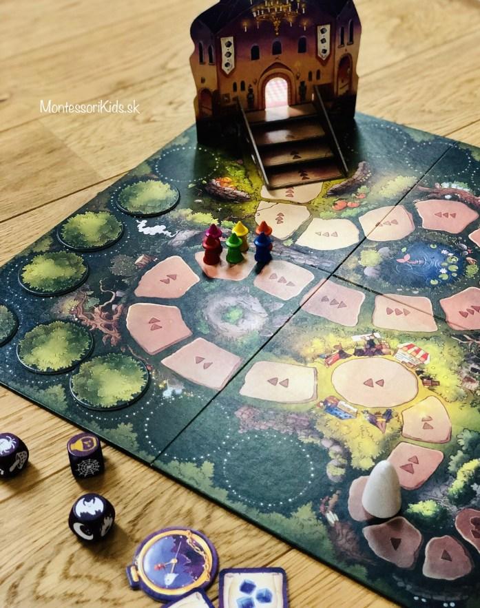 Kooperatívne hry, Tajná výprava čarodejníkov