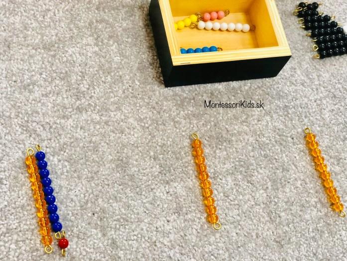 Montessori hadia hra