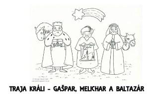 Traja králi - knižka na stiahnutie