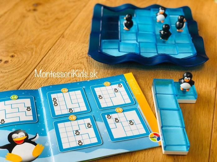 Logické hry, Tučniaky na ľade