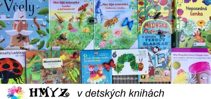 Hmyz v detských knihách