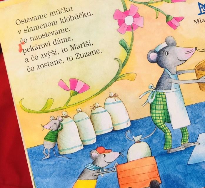 Montessori knihy pre najmenších, Ťap ťap ťapušky