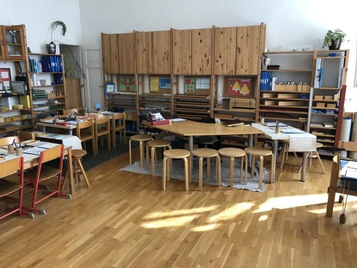 Montessori trieda