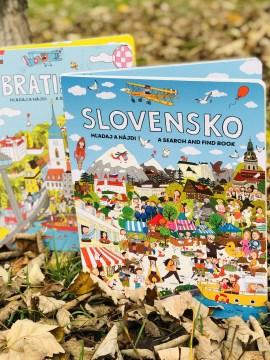 Slovensko hľadaj a nájdi