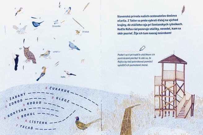 Slovensko v detských knihách
