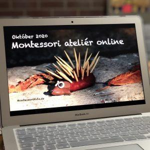 Montessori ateliér online