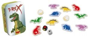 Hra v krabičke dinosaury