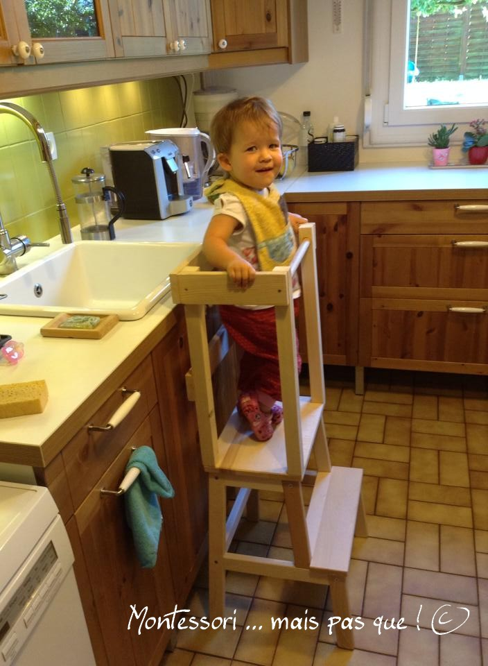 La Tour Dobservation Montessori Mais Pas Que