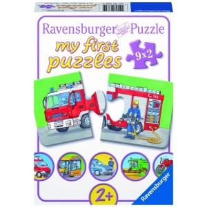 puzzle-les-vehicules-9-x-2-pieces
