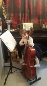 Lulu violoncelle
