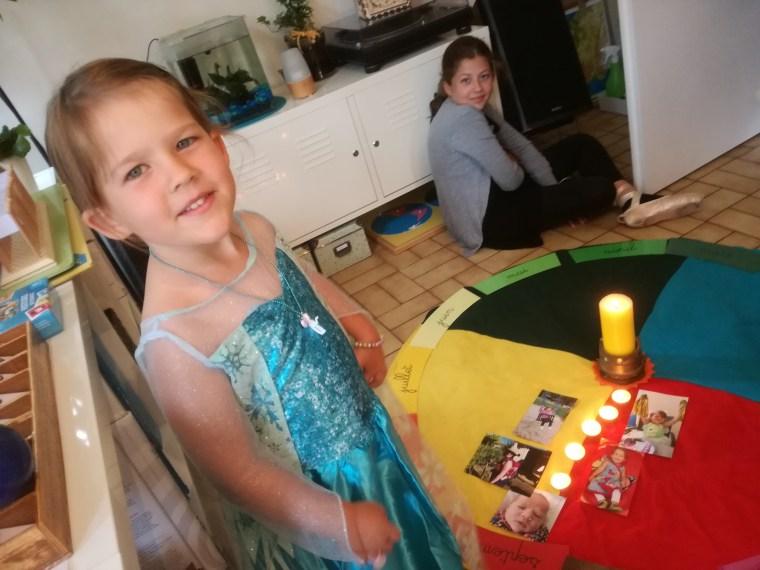 Cérémonie anniversaire Montessori