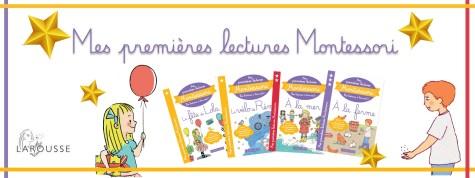 Bannière lecture Montessori 2