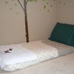 Floor Bed Montessori Moms