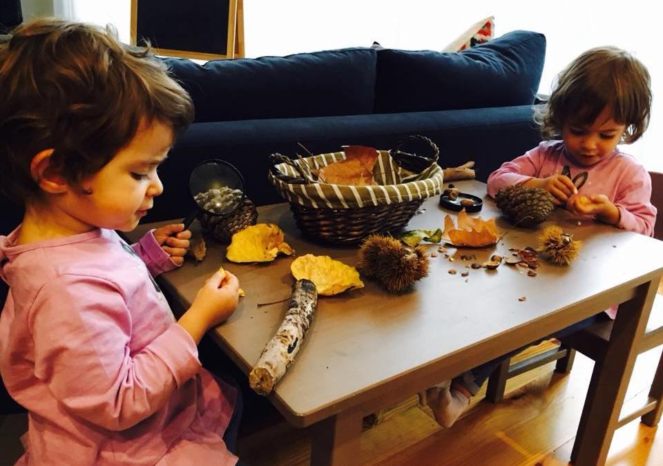 40 atividades de inspiração Montessori dos 24 aos 36 meses