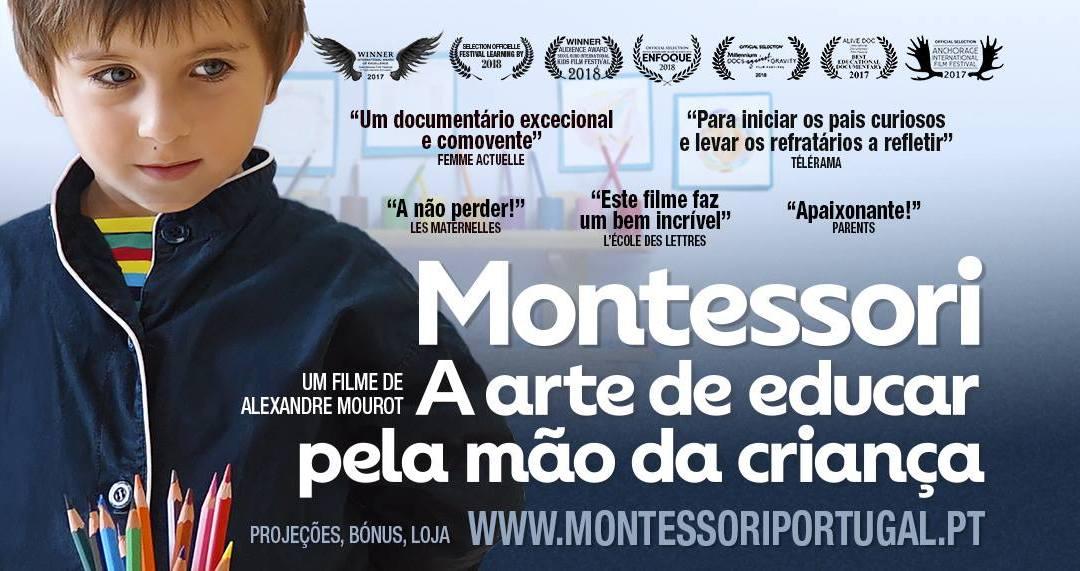 Montessori: A arte de educar pela mão da criança | O filme