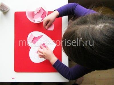 Chúng tôi cắt giấy cắt