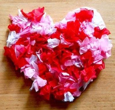 Trái tim của những mảnh giấy