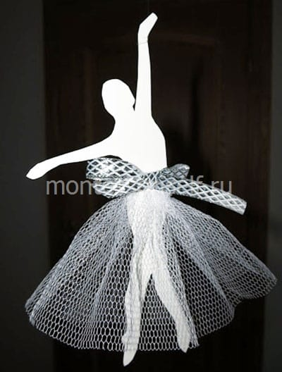 Бумера балерина