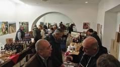 """L'iniziativa """"Varchi Di Vino"""" ha attirato numerosi visitatori, nei freddi giorni invernali. Al termine dell'evento la cantina è rimasta aperta al pubblico per tutto il mese di Dicembre, ospitando una mostra di presepi artigianali"""