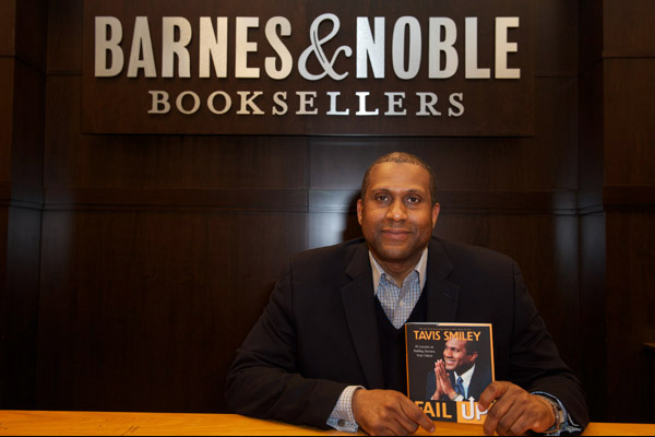 Fail Up Says Mr Tavis Smiley Read This Book Monte
