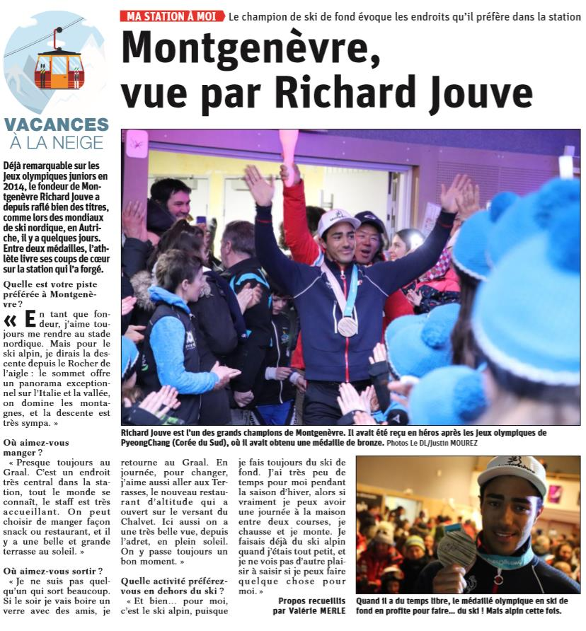 MTG Infos - Mars 2019 - Richard Jouve © Mairie de Montgenèvre