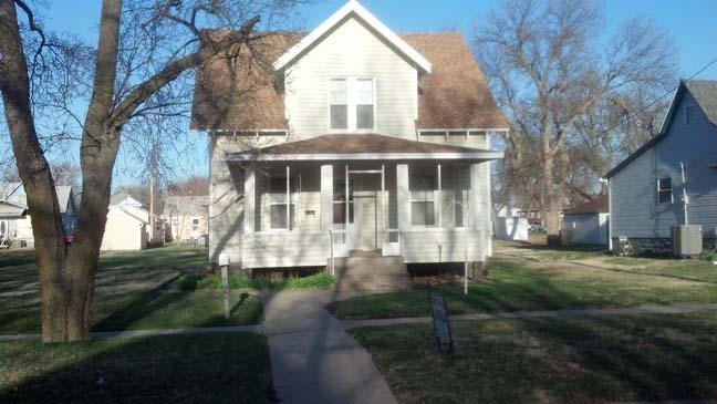 Sold! 529 N. Cherry in Red Cloud, NE