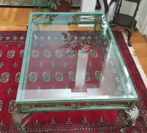 Glass-Table