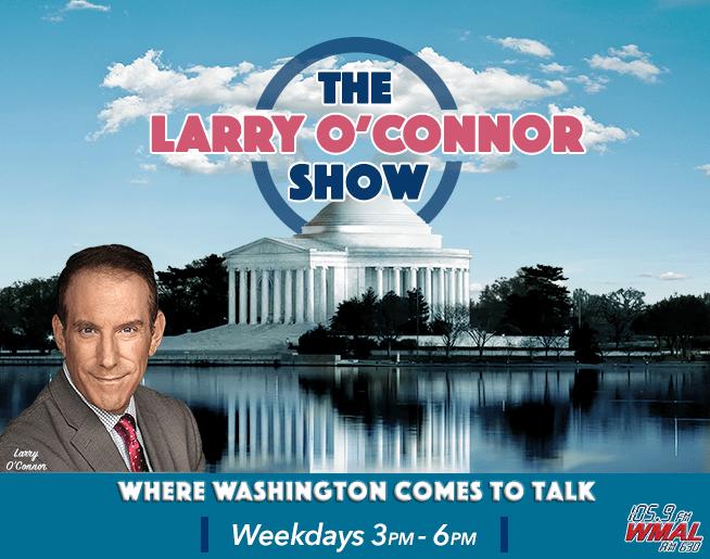Larry O'Connor Show logo