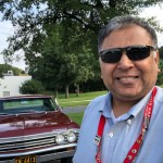 Dwight Patel, Board member of the MCGOP Club