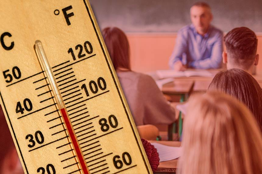 Teacher Unions, Annapolis Legislators Send Students Back to Sweltering Classrooms Next Year