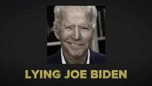 47 years of Joe Biden's lies…