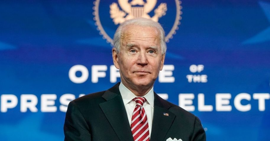 Sleepy Joe Biden